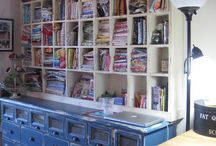 The perfect craft room♥♥♥♥♥