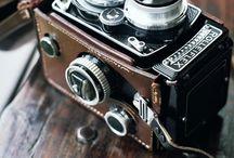 Cameras e projetores