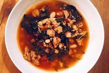 Soup Recipes / healthy soup recipes