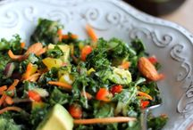 Veggies & Fruits / Vegetable main dishes, side dishes, salads, salsas