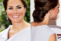 hairdo's for Chrissy's wedding