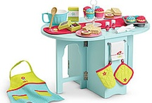 American Girl Furniture / by Stephanie Mathers