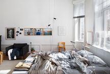 Breakfast in Bed / Bedrooms we love.