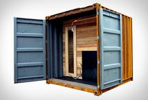 Awesome Shipping Container Creations