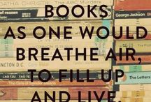 Literary Quotes / Lines from our favorite books, lovely things about books, and everything in between.