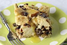 Recipes: Puddings and Custards