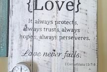 vir almal wat liefde nodig het...