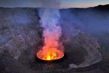 Major World Wide Volcanoes / Status Elevation of Active Volcanoes