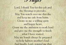 Work place Prayer