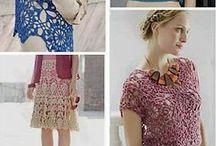 crochet blusas y modelos