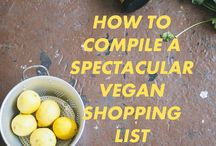Vegan Tips / by Nicola Temby
