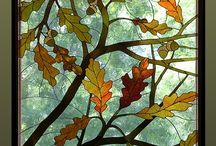 Stain glass ideas