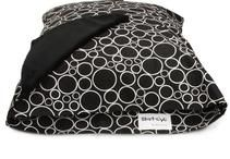 DBCoverzzz It All / 3 products that help in everyday lives~ Pillow Pocket Pal, MypetDBC and SHUT~eye Pillowcase.  All created to help people sleep, keep organized and pets & pet beds clean