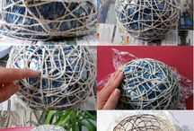 String bowl ideas