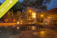 Africa Honeymoon Destinations / Ever thought about going to Africa for your honeymoon?  Take a look at these amazing romantic destinations as well as special offers for your honeymoon.