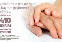 Özel Günler / CareShop Medikal Bakım Ürünleri https://www.careshop.com.tr