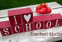 Teacher gifts / by Alma Blakemore