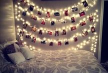 bedroom ideas / by Sarah Fagerness