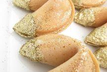 Wir sind verrückt nach Essbarem Glitzer! / Edible Glitter love!