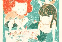 illustration kids