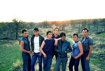 The Outsiders / Favourite Book and Movie