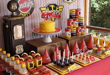 5 year old boys party ideas