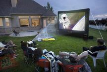 Outdoor Movie Screens