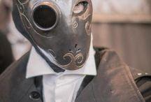 mask steampunk