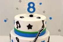 ane bday cake