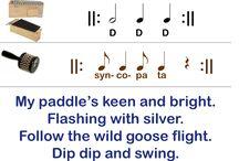 Teaching: Music: Songs