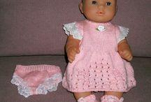 Habit pour poupée corolle