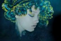 """Oceania"" Bjork / by Ashley Gilson"
