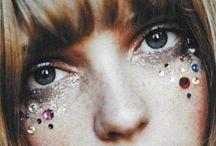 Glitter and art is a part of life / Detta gör livet värt att leva!