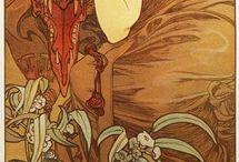 My Love | Alphonse Mucha