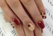 * Valentines Nail Art Design Ideas / by Bliss Kiss