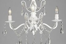 chandeliers / by Sarah Shult