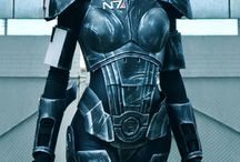 Cyber/Future Costume Inspirations