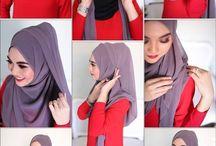 SCARF 'n Hijab style