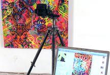 Studio & Sketchbook Scenes / ryanmcginness.com