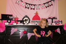 Barbie Inspired Birthday / by Cupcake Express