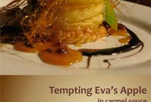 Anturium Restaurant / Our menu