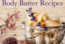 Body butter recipe free