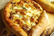 pizza i inne