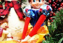 Elf on the Shelf Ideas / by Elizabeth Valentino