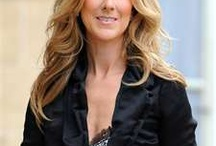 Celine Dion / by Cheryl Hensley