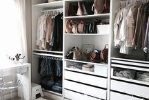 Walk in Closet / Laundry room