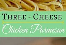 heavy decadent meals / pastas, lots of cheese, bacon. stuff to clog your arteries