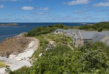 Karma St. Martin's / Beautiful hotel with a bespoke library curated by us in the Scilly Isles