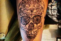 Cazé Tattoo / Minhas artes.