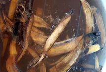 как использовать банановую кожуру